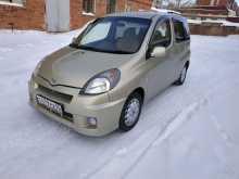 Toyota Funcargo, 2000 г., Омск