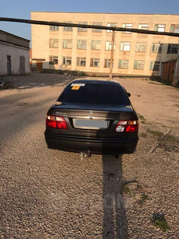 Nissan Almera, 2000 год, 121 000 руб.