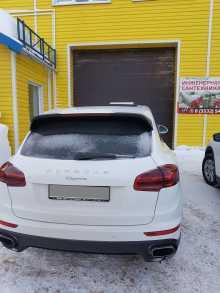 Оренбург Cayenne 2015