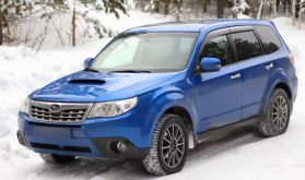 Томск Forester 2012