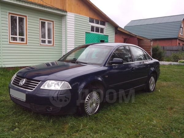 Volkswagen Passat, 2002 год, 275 000 руб.