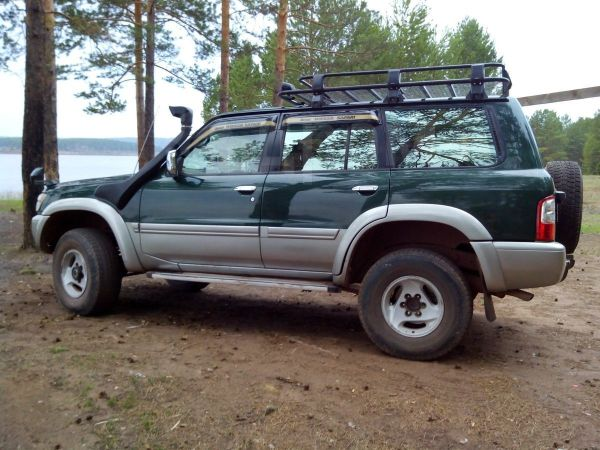 Nissan Safari, 1998 год, 900 000 руб.