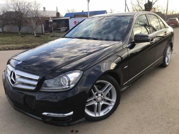 Mercedes-Benz C-Class, 2012 год, 885 000 руб.