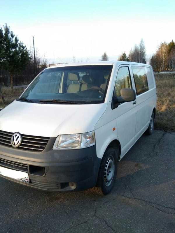 Volkswagen Transporter, 2006 год, 585 000 руб.