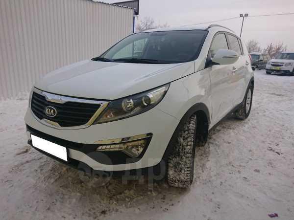 Kia Sportage, 2013 год, 906 000 руб.