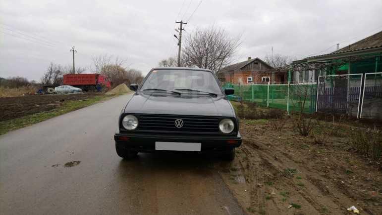 Volkswagen Golf, 1988 год, 105 000 руб.