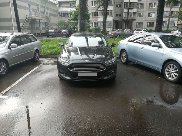 Ford Fusion, 2012 год, 740 000 руб.