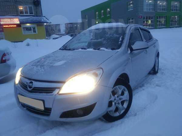 Opel Astra, 2010 год, 330 000 руб.
