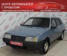 Нижневартовск 21099 2002