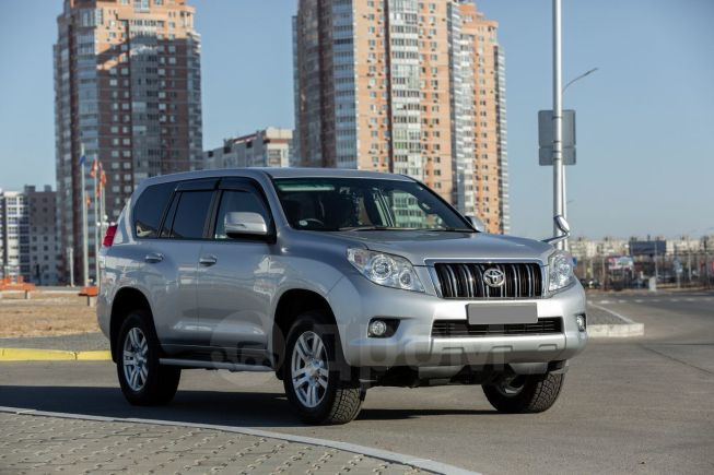 Toyota Land Cruiser Prado, 2010 год, 2 000 000 руб.