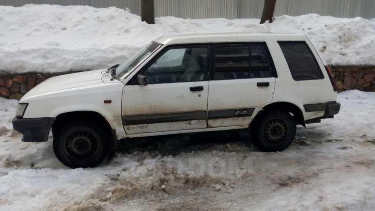 Toyota Tercel, 1986 год, 85 000 руб.