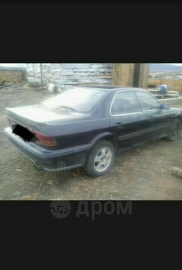 Mitsubishi Diamante, 1993 год, 115 000 руб.