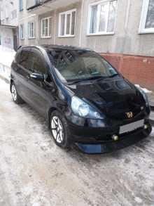 Honda Fit, 2005 г., Новосибирск