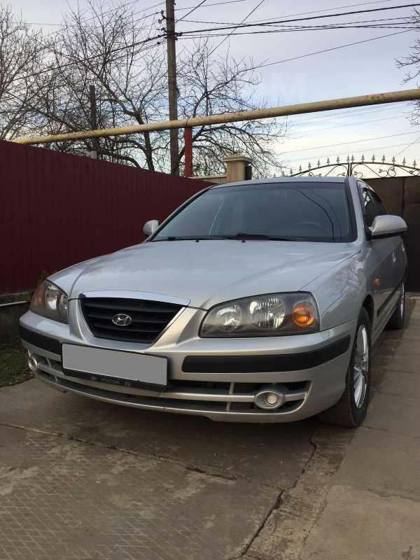Hyundai Elantra, 2008 год, 333 000 руб.