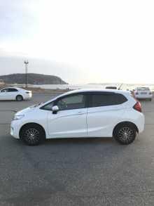 Владивосток Honda Fit 2017