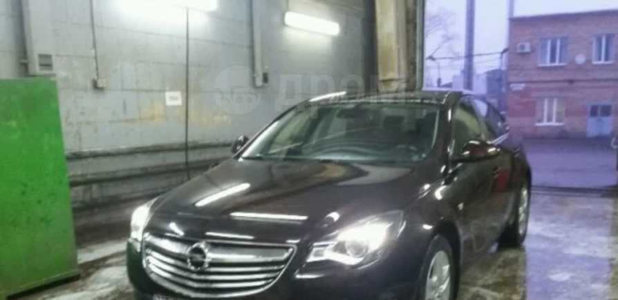Opel Insignia, 2014 год, 750 000 руб.