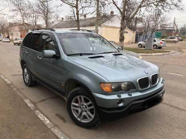 BMW X5, 2002 год, 560 000 руб.