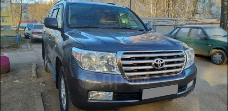 Toyota Land Cruiser, 2012 год, 2 137 000 руб.