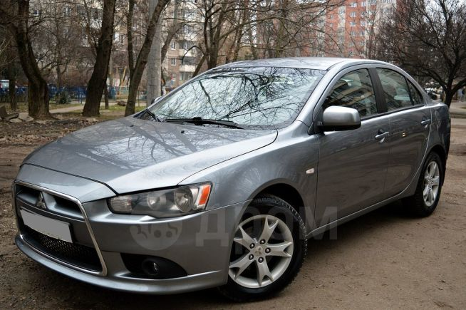 Mitsubishi Lancer, 2011 год, 420 000 руб.