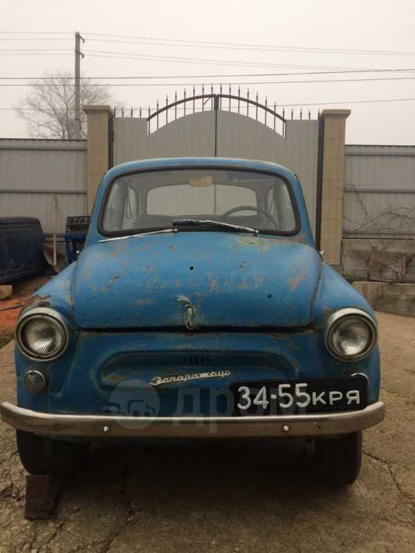 ЗАЗ Запорожец, 1966 год, 75 000 руб.