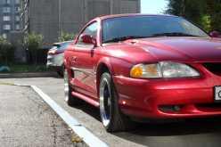 Новокузнецк Mustang 1996