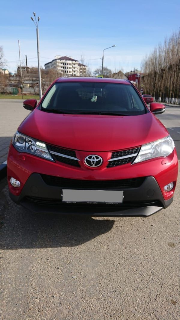 Toyota RAV4, 2015 год, 1 000 000 руб.