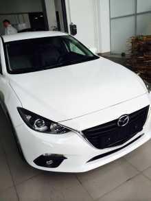 Новосибирск Mazda Mazda3 2014