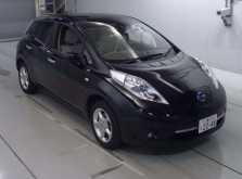 Чита Nissan Leaf 2011
