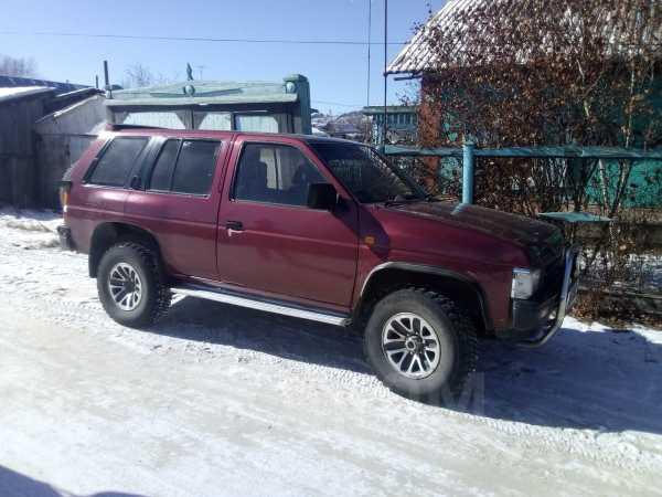 Nissan Terrano, 1991 год, 320 000 руб.