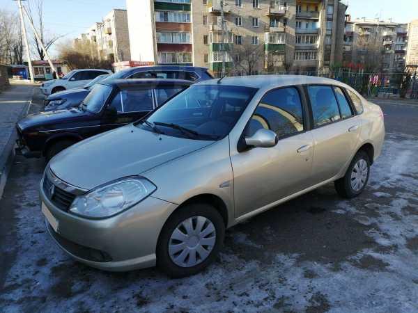 Renault Symbol, 2010 год, 300 000 руб.