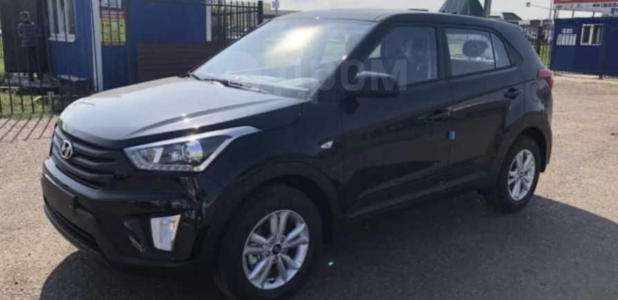 Hyundai Creta, 2019 год, 1 111 000 руб.