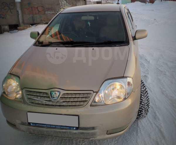 Toyota Allex, 2002 год, 420 000 руб.