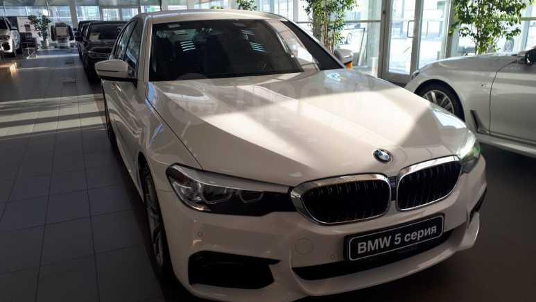 BMW 5-Series, 2018 год, 2 690 000 руб.