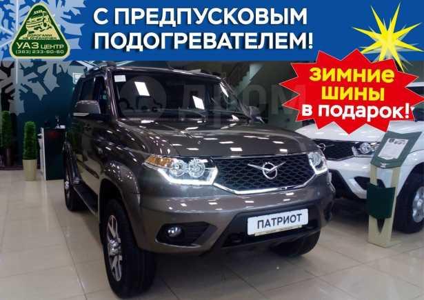 УАЗ Патриот, 2019 год, 1 079 000 руб.