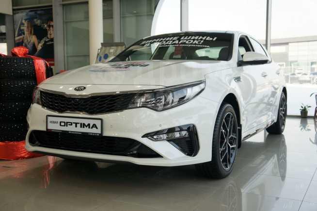 Kia Optima, 2018 год, 1 935 900 руб.