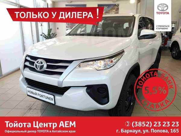 Toyota Fortuner, 2018 год, 2 211 000 руб.