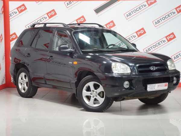 Hyundai Santa Fe, 2010 год, 498 700 руб.