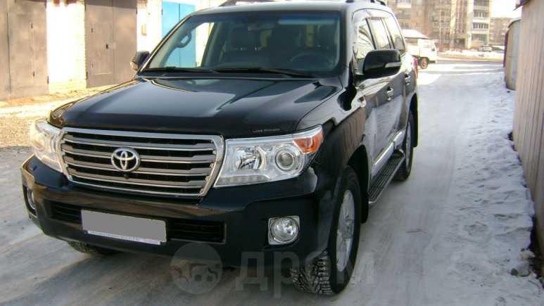 Toyota Land Cruiser, 2014 год, 3 030 000 руб.