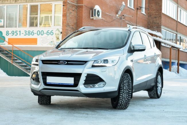 Ford Kuga, 2013 год, 930 000 руб.