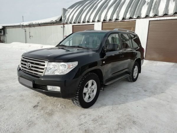 Toyota Land Cruiser, 2011 год, 1 900 000 руб.