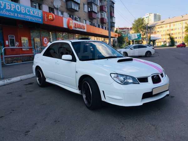 Subaru Impreza WRX STI, 2006 год, 850 000 руб.
