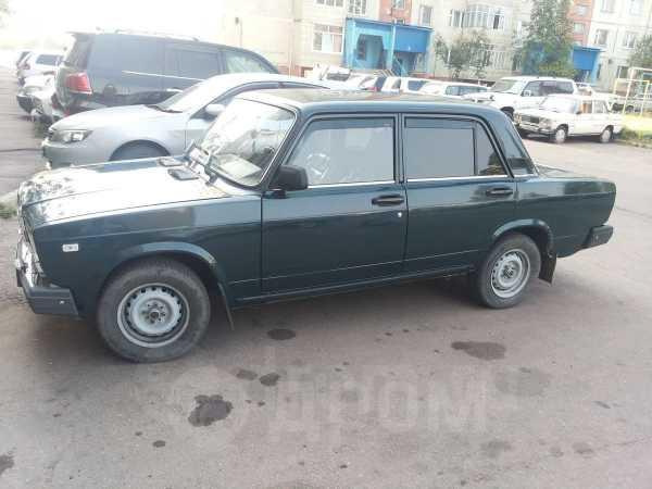 Лада 2107, 2006 год, 125 000 руб.