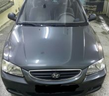 Hyundai Accent, 2011 г., Челябинск