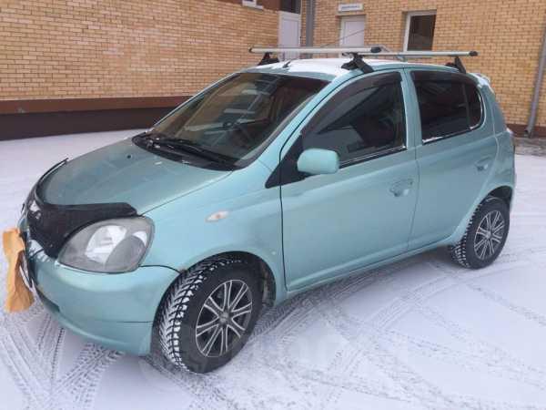 Toyota Vitz, 2001 год, 173 500 руб.