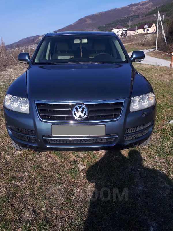 Volkswagen Touareg, 2006 год, 450 000 руб.