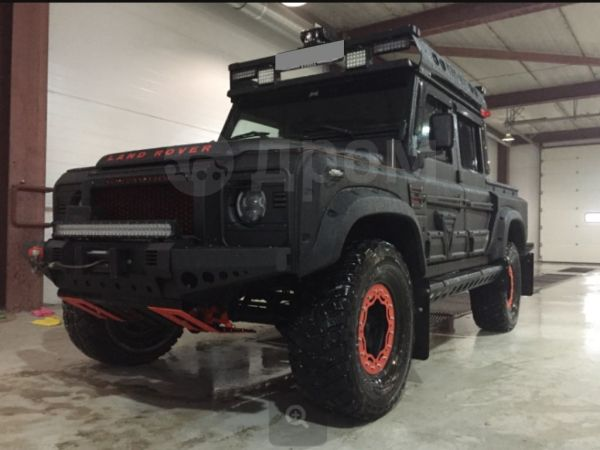 Land Rover Defender, 2011 год, 1 650 000 руб.