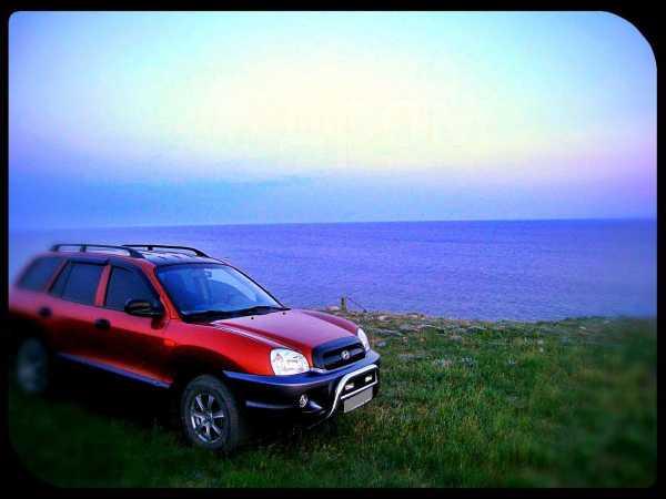Hyundai Santa Fe, 2005 год, 490 000 руб.