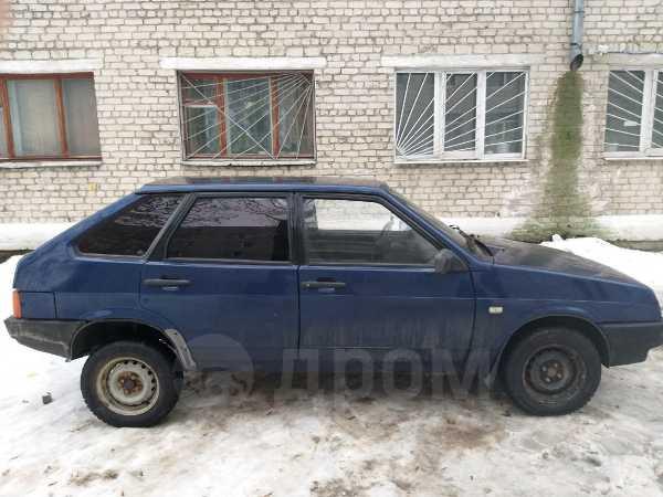 Лада 2109, 1992 год, 33 000 руб.