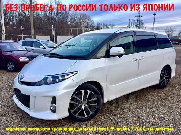 Toyota Estima, 2014 год, 1 495 000 руб.