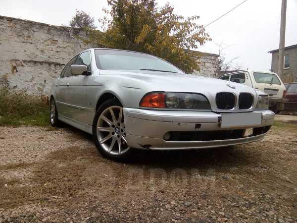 BMW 5-Series, 2003 год, 350 000 руб.